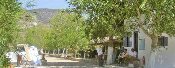 Camping-Facilities-Amorgos-Cyclades-Greece