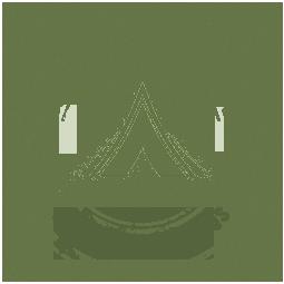 Amorgos Camping Logo